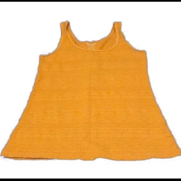 d6bb691b680a9 Mustard Yellow tank top by Mossimo and Co. M 5b426d12c6177727bfca6845